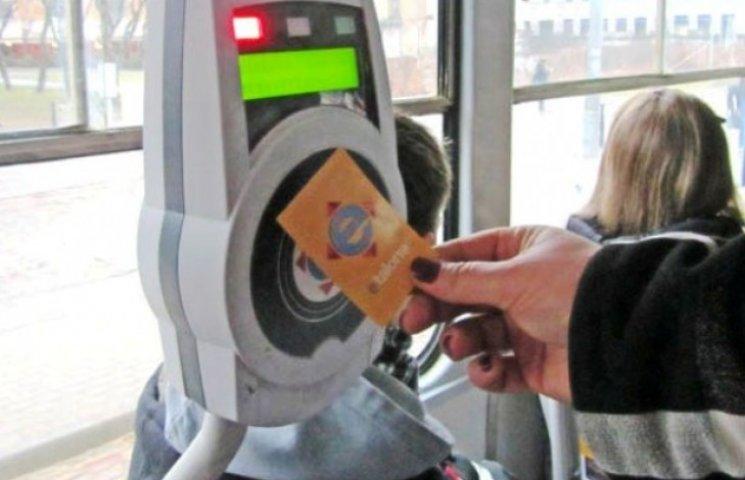 Вінницька влада хоче замінити кондукторів на електронні термінали