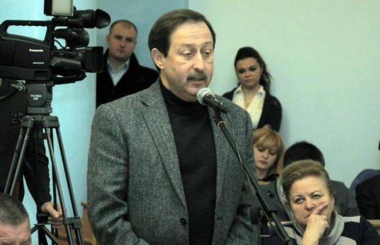 Почесний громадянин Вінниці керуватиме столичним університетом