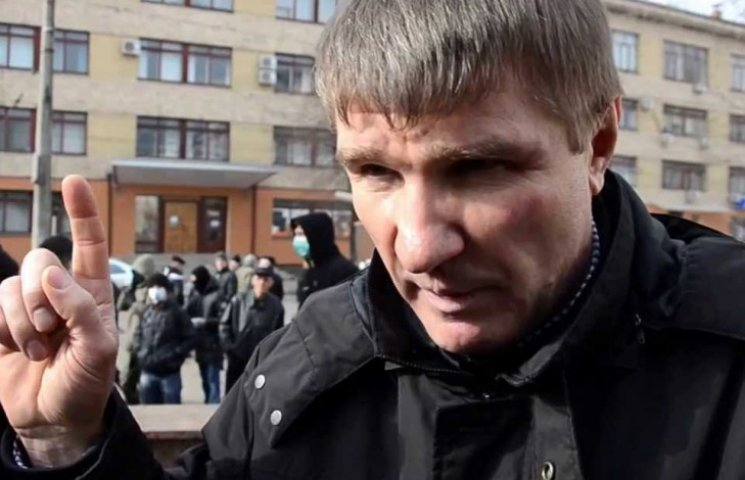 Вінницький опозиціонер Сергій Щетинін почав голодувати