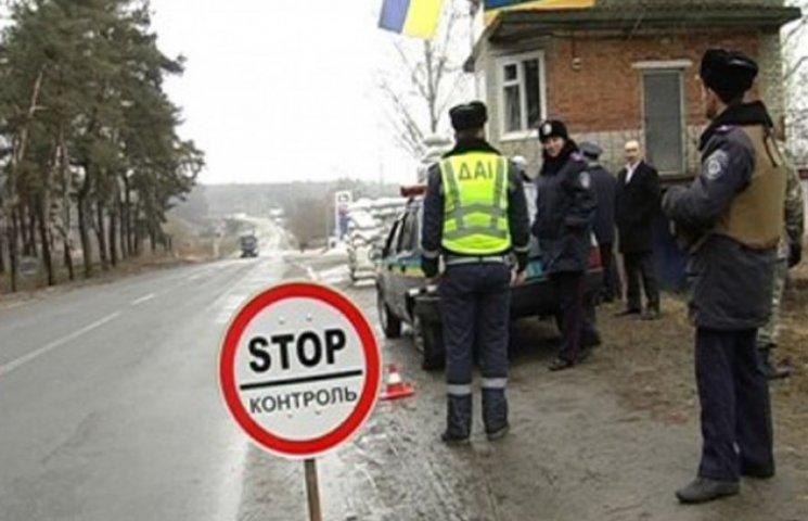 Водії Сумщини скаржаться на блокпости