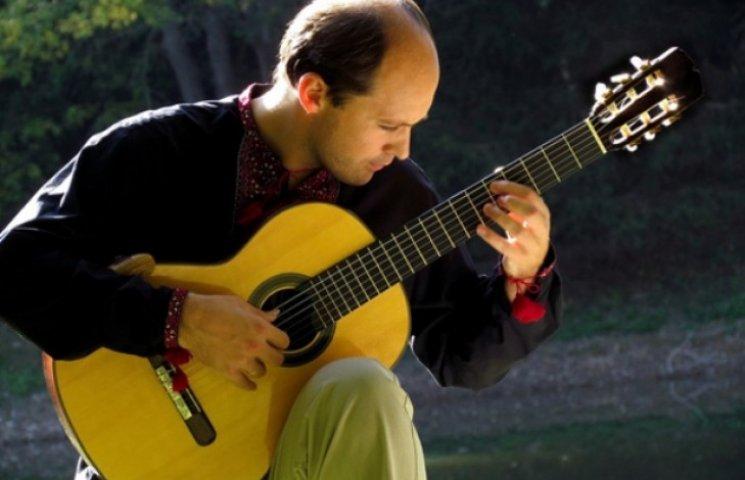 Один з кращих гітаристів-віртуозів Європи збирає кошти для АТО (ВІДЕО)