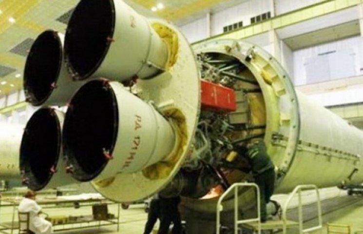 """Американців переконують замість російських купувати ракетні двигуни дніпропетровського """"Південмашу"""""""