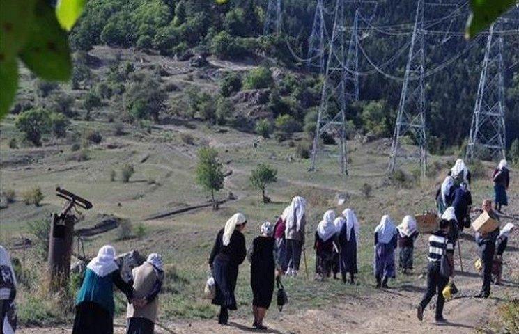 Із Харкова репатріюють близько 115 турків-месхетинців