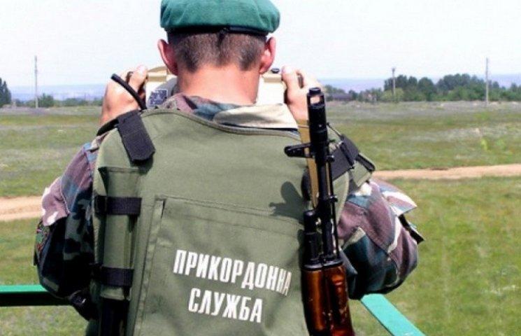 Прикордонники Одещини зі стріляниною затримували лісника, який займався контрабандою