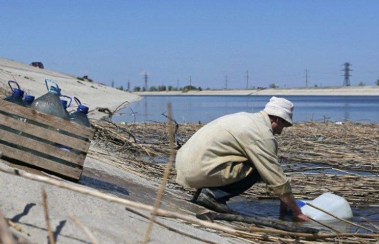 В Крыму признали, что Россия не может обеспечить водой оккупированный полуостров