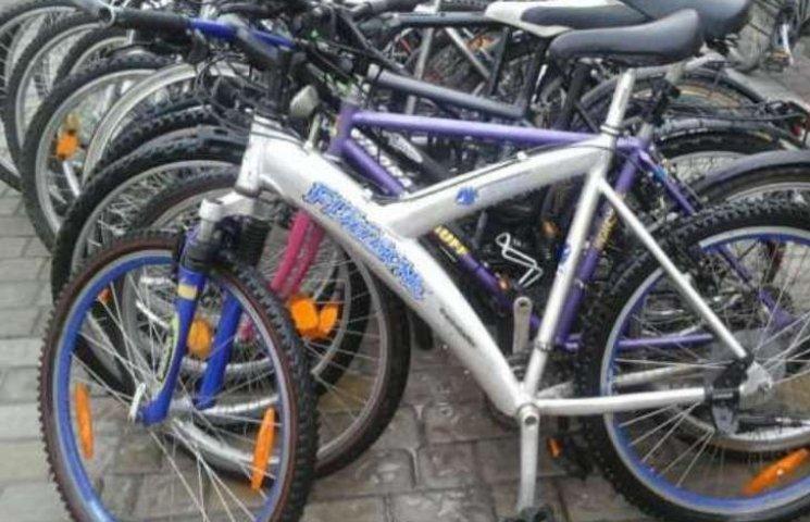 Миколаївське підприємство знищить більше 11 тисяч контрабандних велосипедів