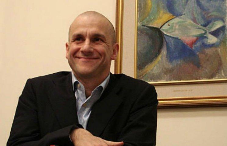 Разоблачение Лещенко - старт предвыборной кампании Григоришина