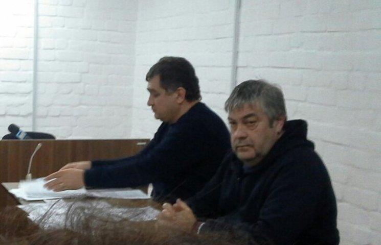 Начальника Первомайськводоканалу, що погорів на хабарі, віддадуть під суд