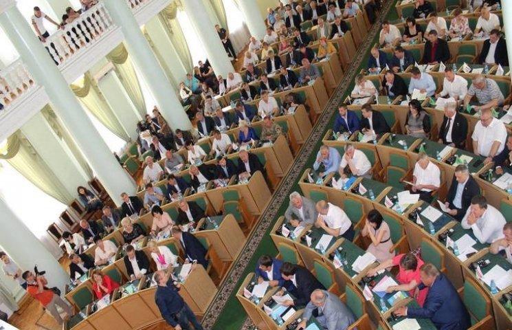 Три фракції у Хмельницькій облраді відмовилися голосувати за обрання заступника