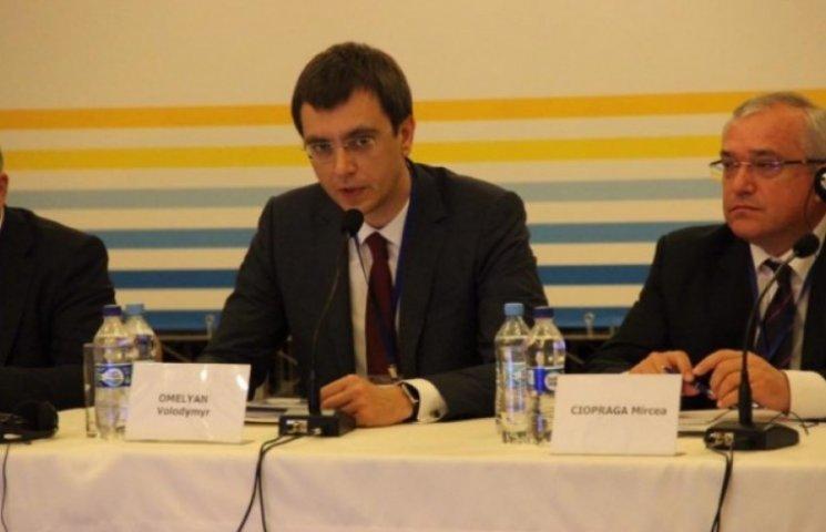Одесу відвідав міністр інфраструктури