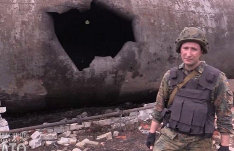 Донецький аеропорт: Війна триває (ВІДЕО)