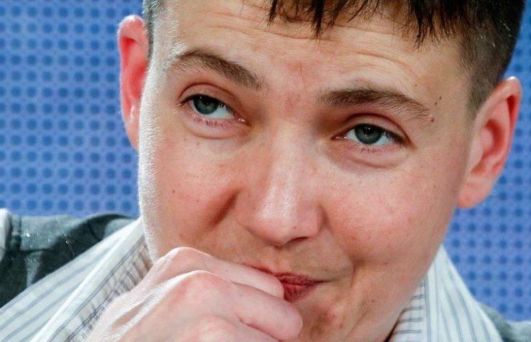 Савченко пішла проти Порошенка: Зрівняла судові зміни з гранатою