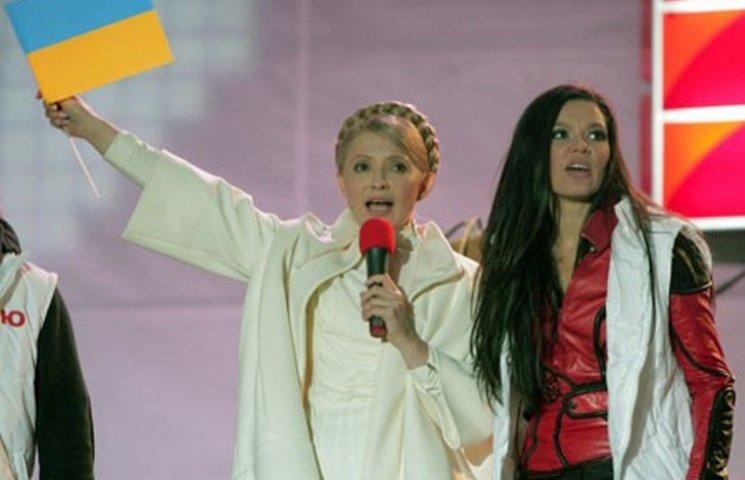 Аналітик моди вважає Тимошенко і Руслану іконами стилю