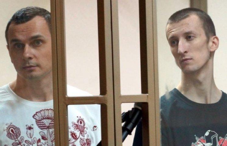Поляки выходят на улицы в поддержку украинских узников