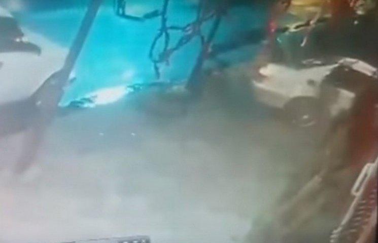 В сети появилось видео жуткого винницкого ДТП с четырьмя погибшими (ВИДЕО 18+)