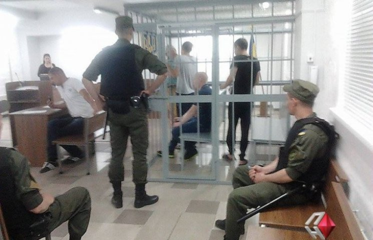 Подробиці кривавого протесту у Миколаївському суді