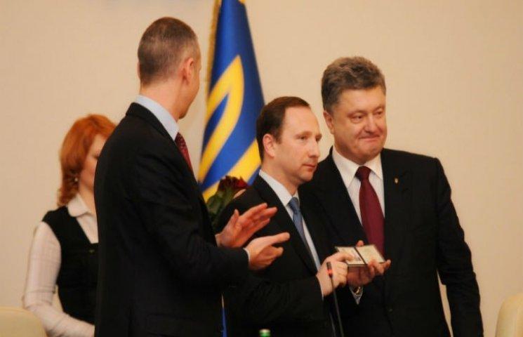 Порошенко позитивно відзначив роботу голови Харківської ОДА Райніна
