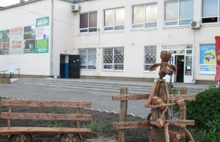 Як столиця Луганщини перетворюється на Пейзажну алею дерев