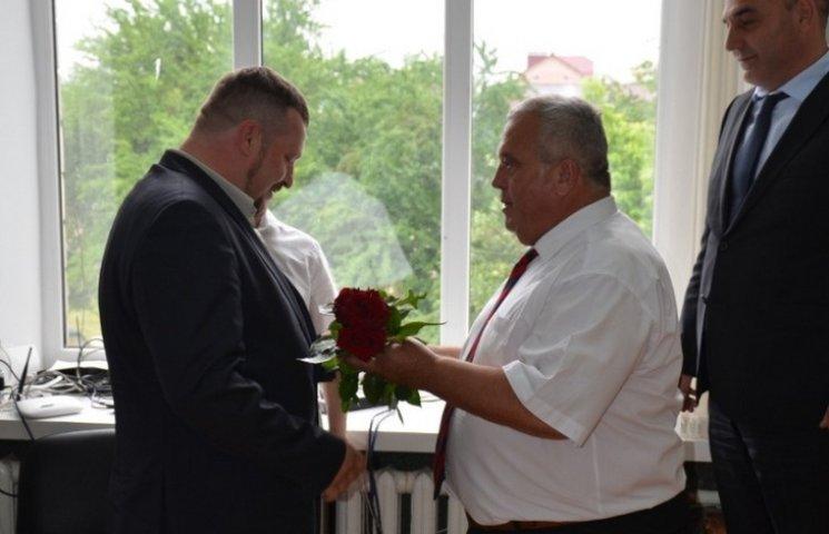 На Буковині учасник АТО став заступником голови районної ради