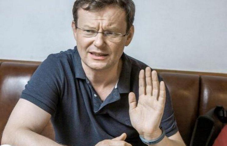 Екс-заступник Саакашвілі відвідає гей-парад в Києві