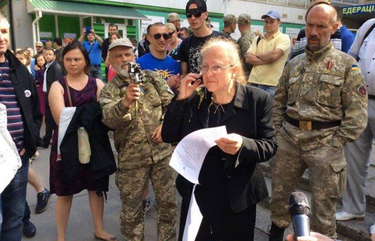 """Вчорашній неспокій у Хмельницькому """"перенісся"""" в соцмережі"""