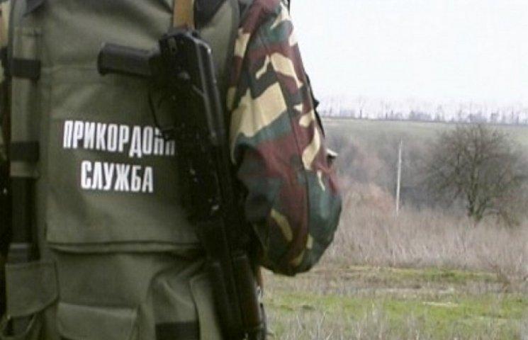 Прикордонники Одещини затримали іноземців, які хотіли дати їм хабар