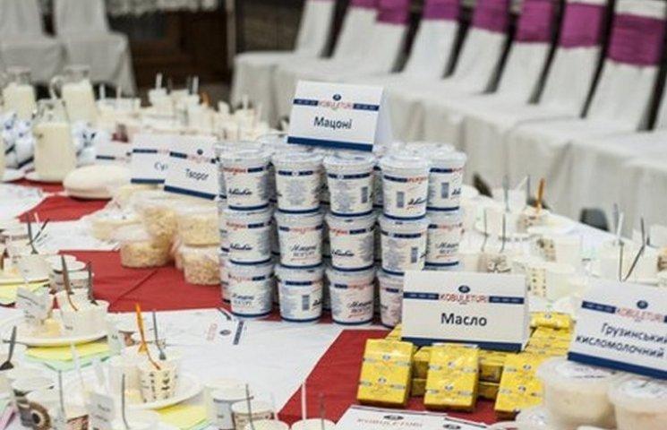 На Хмельниччині грузини запустили сучасний міні-молокозавод