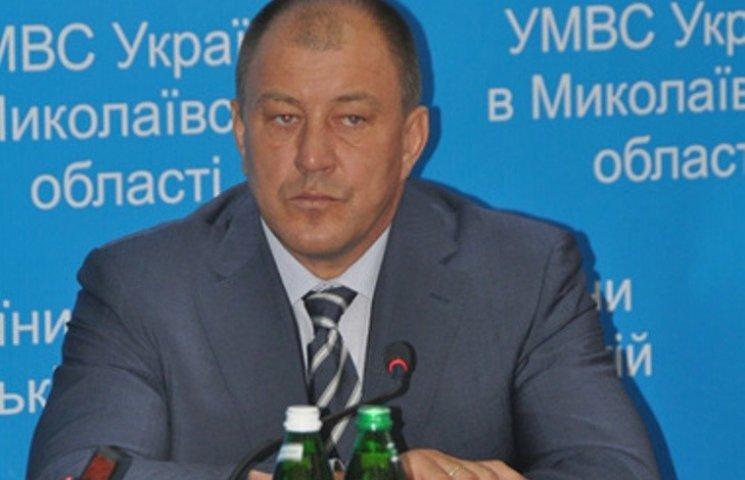 """Глава Николаевской нацполиции попал в список """"врагов прессы"""""""