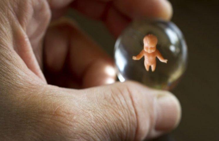 На Полтавщині на чотири тисячі скоротилася кількість абортів