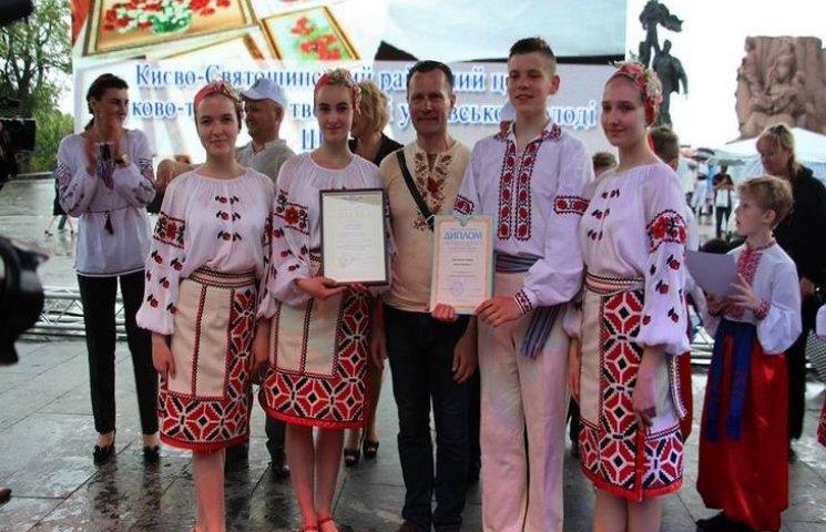 Художні колективи Хмельниччини вибороли нагороди у всеукраїнському фестивалі