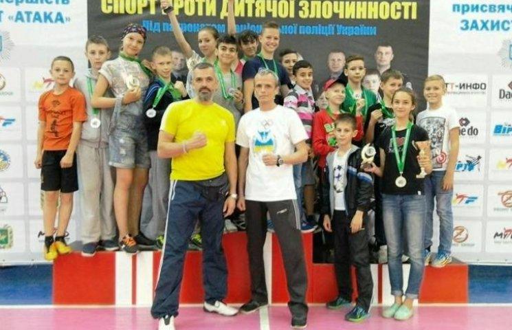 Миколаївські тхеквондисти завоювали 13 медалей на харківському турнірі