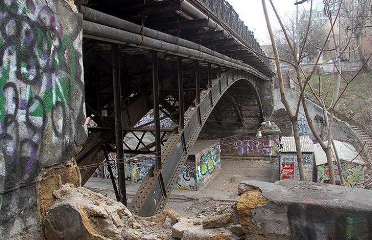 Труханов відремонтує міст Коцебу та шматок вулиці майже за 90 млн грн