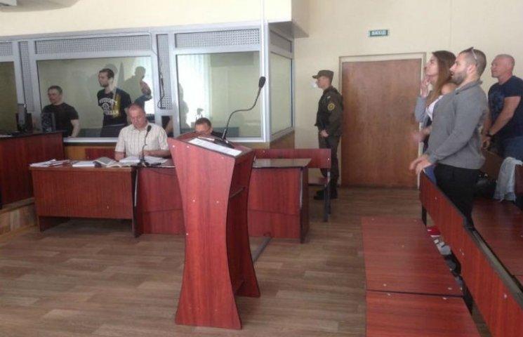 Мати вбитого черкаського журналіста розповіла, як при ній викрадали і вбивали сина