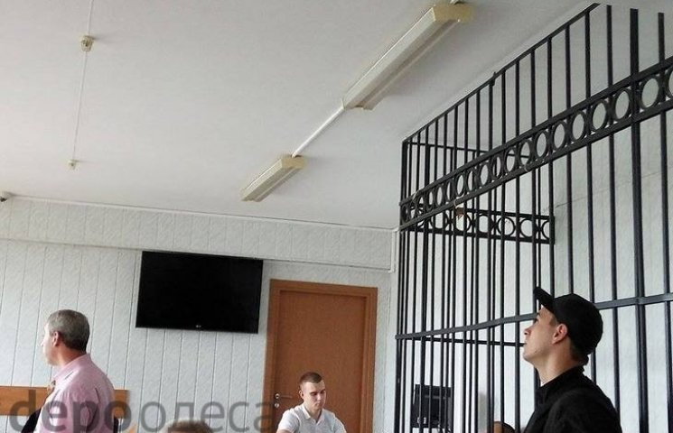 """Фігурант у """"справі 2 травня"""" росіянин Мефьодов образився на слідчого за граматичні помилки"""