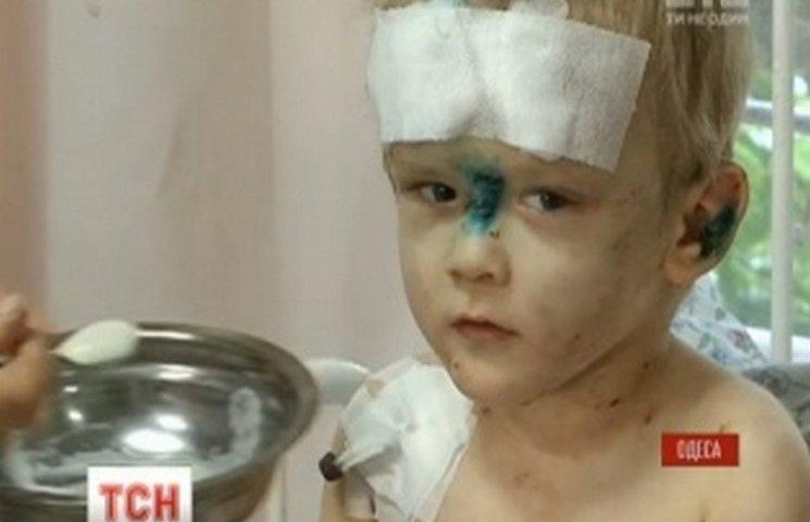 В Запоріжжі знайшли ймовірну тітку хлопчика, якого знайшли в Одессі