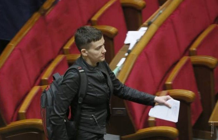 Скандальна заява Савченко пересварила її адвокатів