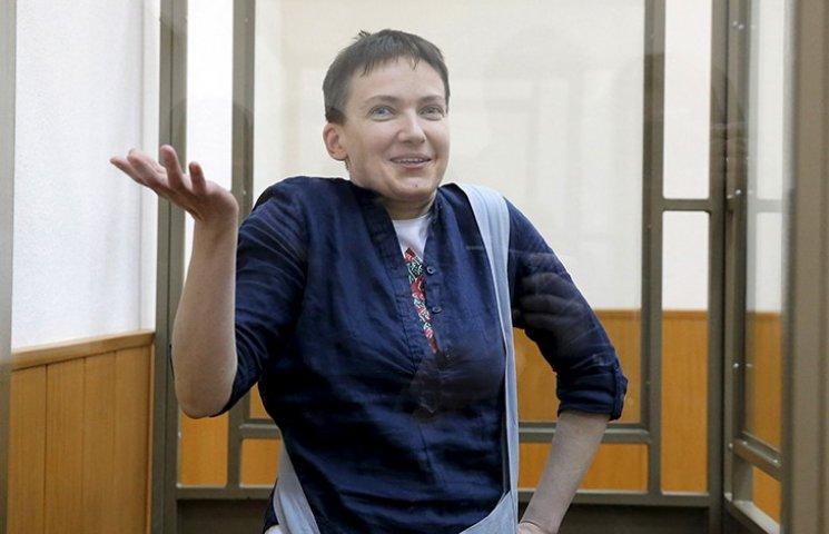 Когда изменофилы будут требовать от СБУ посадить Савченко на 22 года