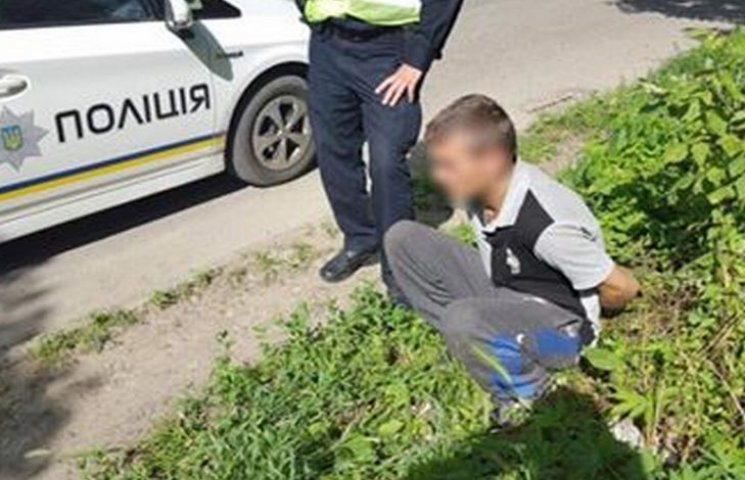 У Чернівцях діти допомогли патрульним в пошуках підозрюваного
