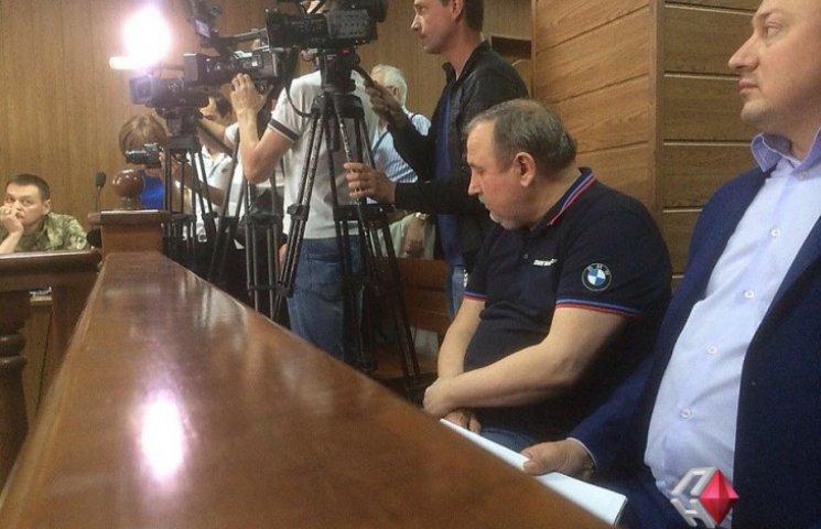 Заступник голови Миколаївської ОДА заявив, що в нього немає грошей на заставу