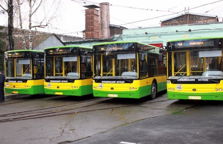 Як курсуватиме новий автобусний маршрут