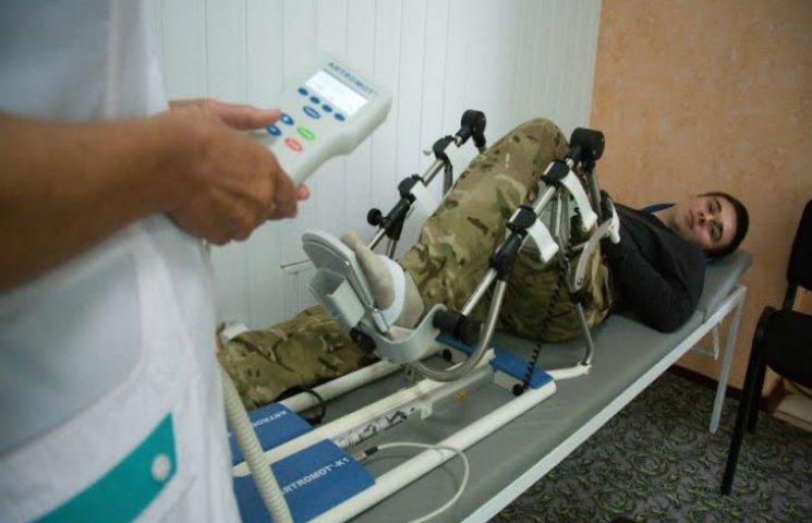 Допомога військовим: Полтавщина отримала реабілітаційне обладнання від НАТО