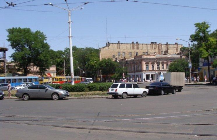 Одеську Тираспольську площу чекає масштабна реконструкція