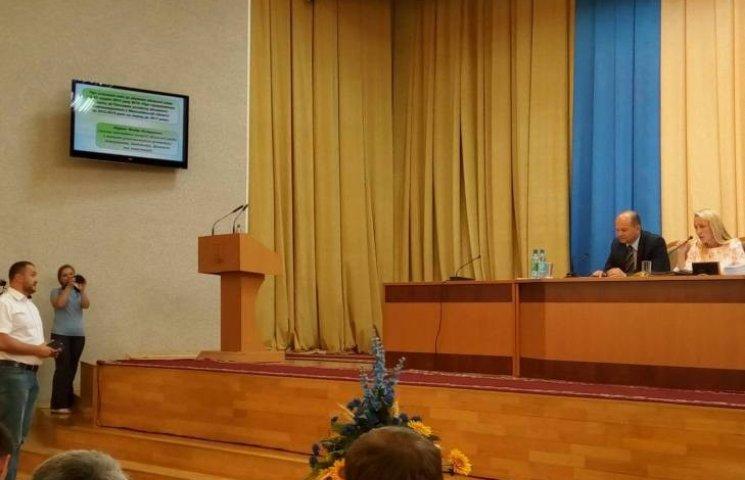 """""""Опоблоківець"""" захотів висловити недовіру заступнику голови Миколаївської облради"""