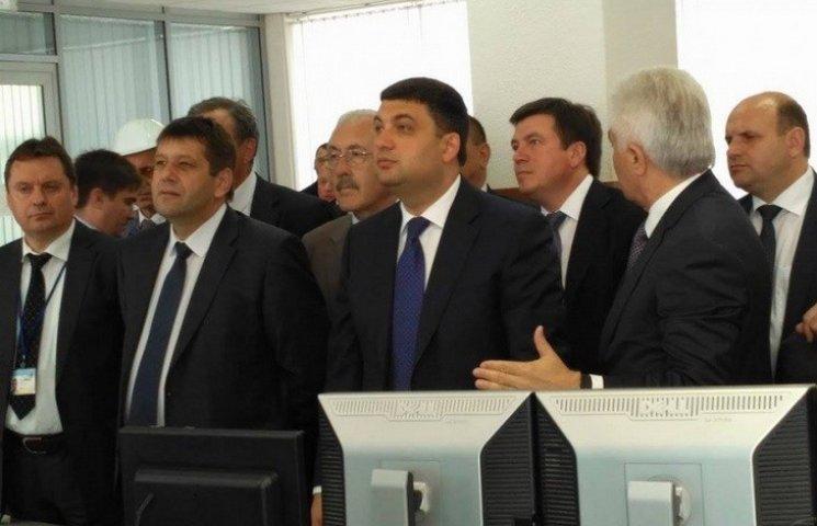 Гройсман запустив повноцінну роботу гідроакумулюючої електростанції на Буковині