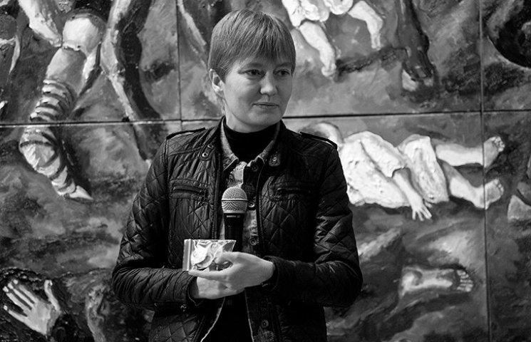 """""""Біда не в ФСБ, а в самих людях"""": Сестра Сенцова перебралася з Росії у Київ"""