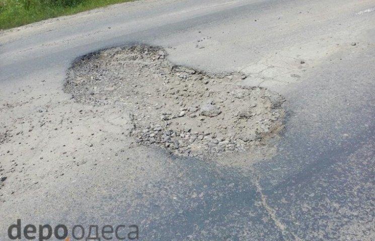 """Саакашвілі розказав, через що можуть не закінчити ремонт траси """"Одеса-Рені"""""""