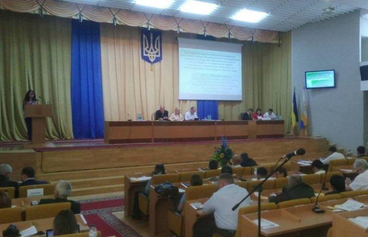 Прокуратура взялась за корупційне рішення облради по Вознесенському кар