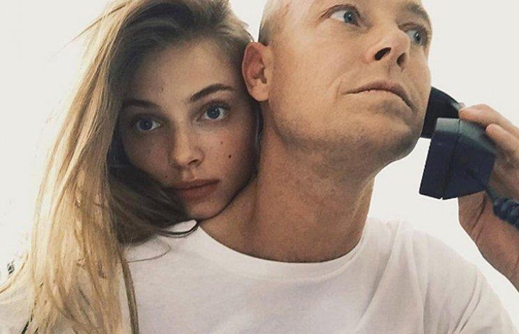 Экс-супруг Водяновой встречается с украинской моделью