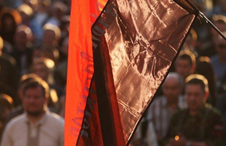 Ярош ведет добровольцев под стены Днипровского облсовета