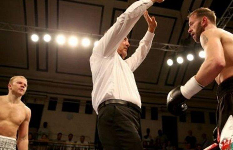 Вінницький боксер в Лондоні відібрав чемпіонський пояс у валлійця
